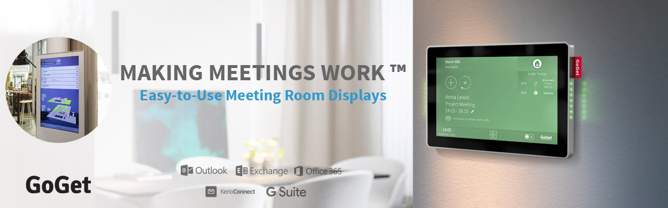 Hotel Meeting Room Signage