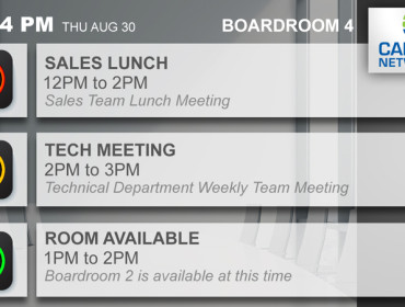 Meeting Room Signs | Full Listings